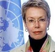 IGFM-Menschenrechts Preisträgerin 2013: Frau Botschafterin Heidi Tagliavini