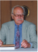 IGFM-Menschenrechts Preisträger 1994 Prof. Joseph Voyame