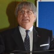 Begrüssung durch den Präsidenten der IGFM-CH Monsieur Guy Bottequin